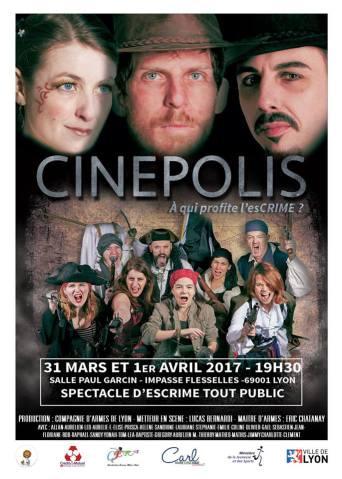 cinepolis-compagnie-armes-de-lyon-gael-dubreuil