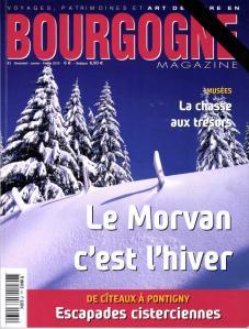couverture bourgogne magazine