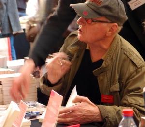 François Boulay (Prix quai du polar 2007) en dédicace