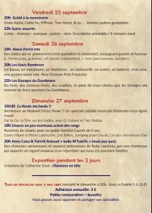 festival raboterie Eybens