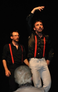 printemps comedien impro Francois gelay serial lover Gael Dubreuil