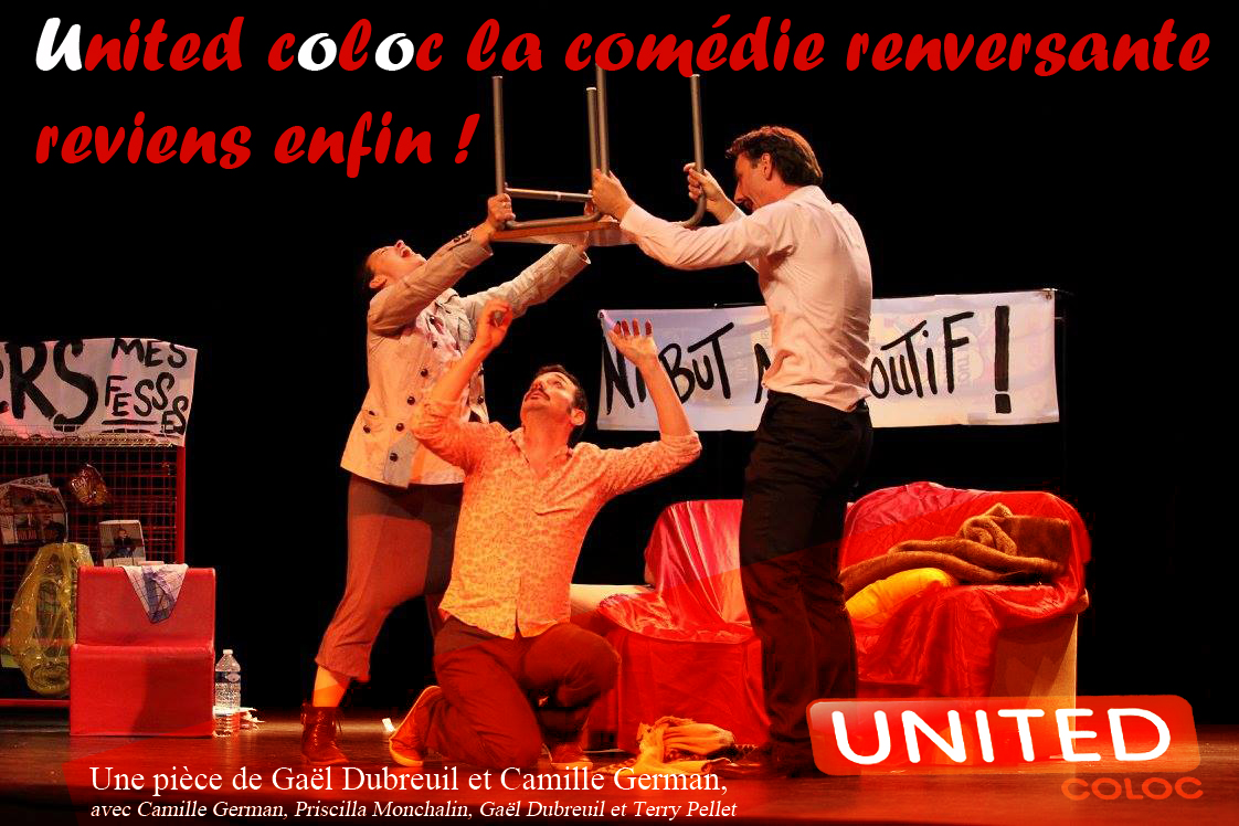 United Coloc reviens Camille German Gael Dubreuil Terry Pellet.jpg