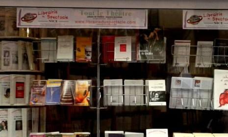 librairie du spectacle Avignon