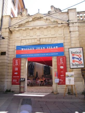 maison jean Vilar avignon festival.JPG